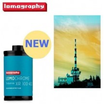 Lomography LomoChrome Turquoise XR 100-400 35mm