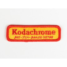 KODAK KODACHROME  Patch