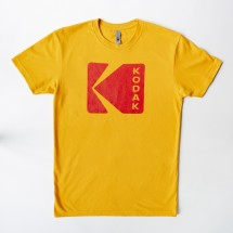 KODAK logo Film T-shirt